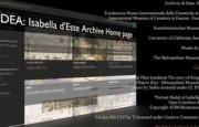 Isabella d'Este Virtual Studiolo